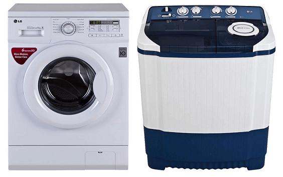 lg washing machine price in nigeria