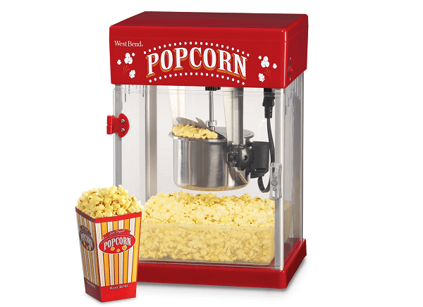 Popcorn Machine Prices in Nigeria (2021 Update)