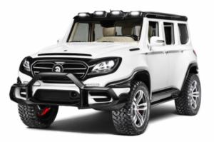 g wagon price in nigeria