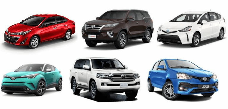 toyota nigeria cars price list 2018. Black Bedroom Furniture Sets. Home Design Ideas