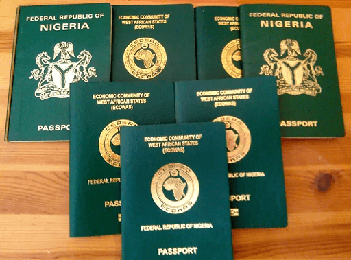 cost of international passport in nigeria