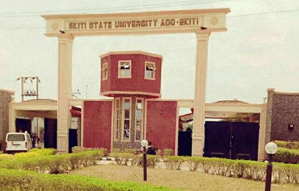 ekiti state university school fees