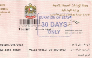 how much is dubai visa in naira