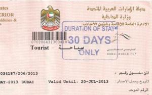 How much is Dubai Visa in Nigerian Naira?