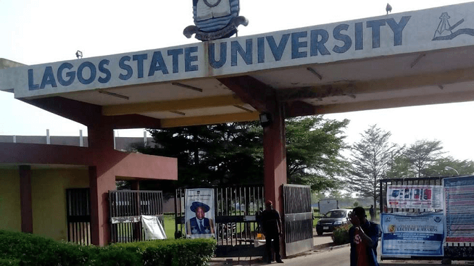 lagos state university school fees