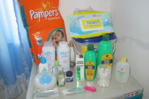 prices of baby things in nigeria