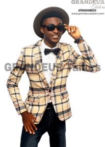blazer suits in nigeria