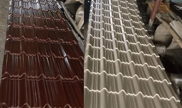 Step Tile Aluminium
