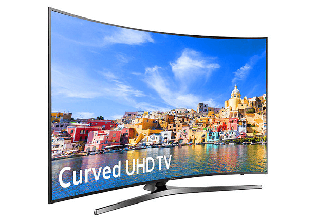 Curved TV Prices in Nigeria 2021 (Samsung, LG, etc.)