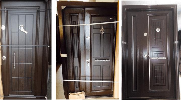 turkish walnut doors