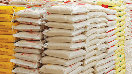 price of rice in nigeria