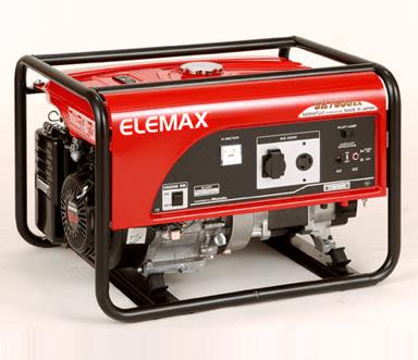 elemax ex series