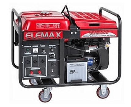 elemax heavy duty petrol