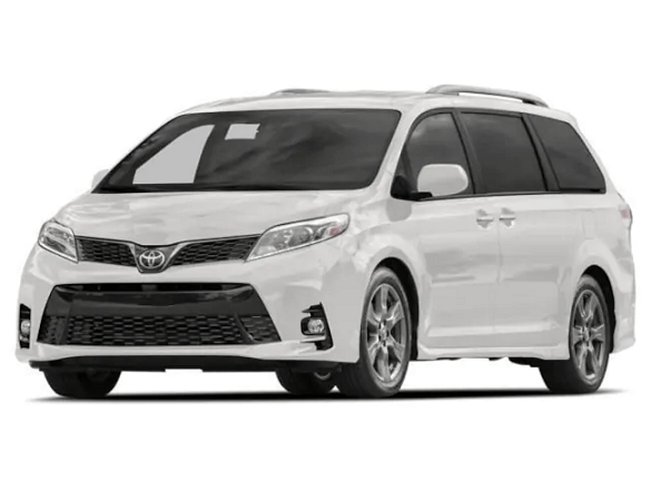 toyota sienna price in nigeria