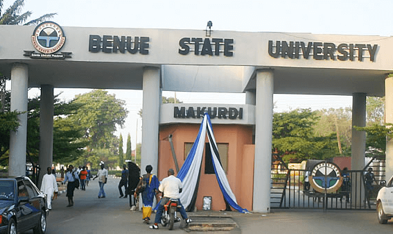 benue state university school fees