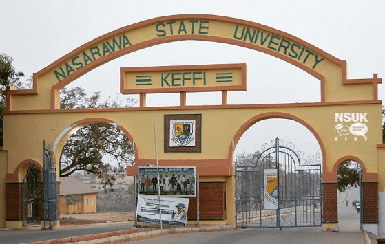 Nasarawa State University School Fees (2021)
