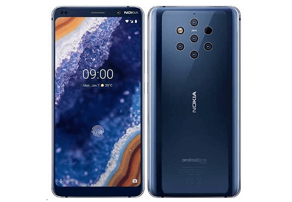 Nokia 9 Pureview Price in Nigeria (September 2021) + Review