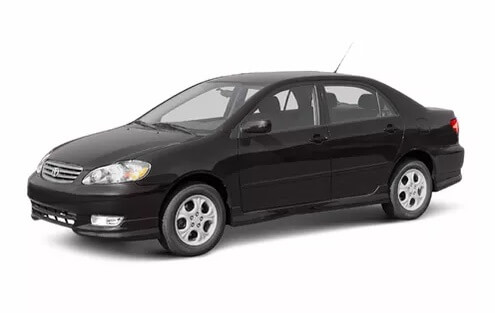 Toyota Corolla 2003 Prices in Nigeria (May 2021)