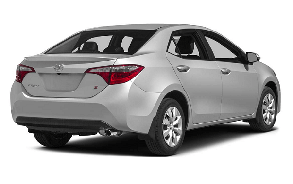 Toyota Corolla 2015 Prices in Nigeria (May 2021)