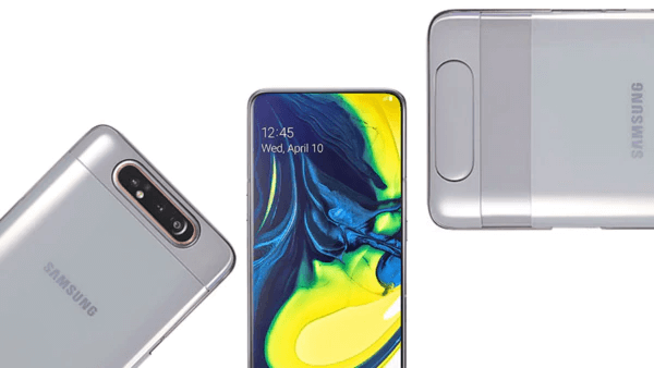 samsung galaxy a80 price in nigeria