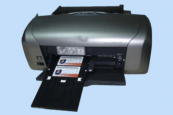 plastic id card printer price in nigeria