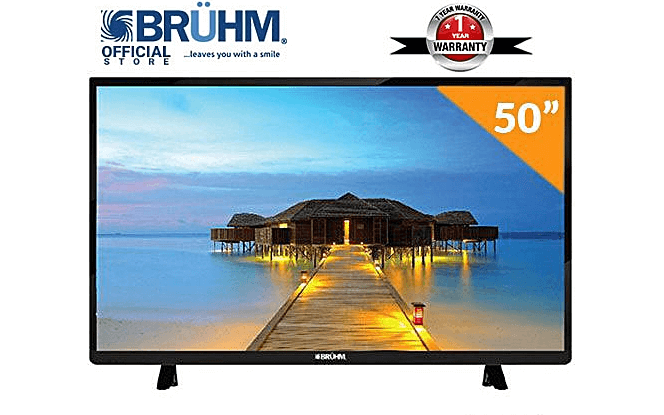 Bruhm TV Prices in Nigeria (May 2021)