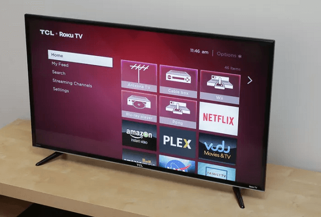 tcl smart tv price in nigeria