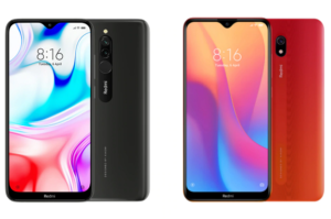 xiaomi redmi 8 and 8a prie in nigeria