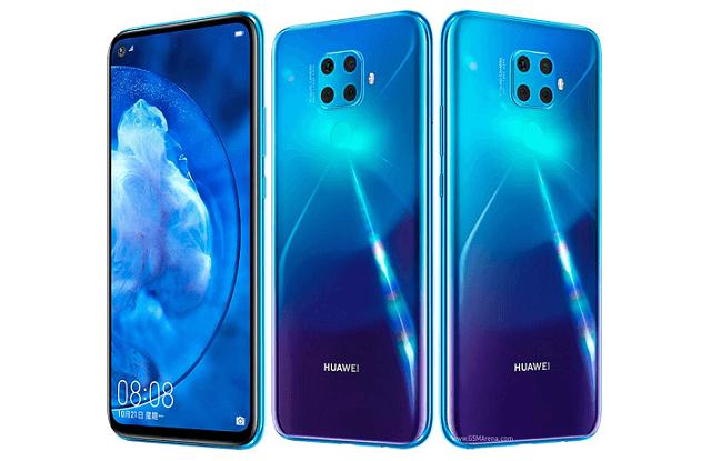 Huawei Nova 5z Prices in Nigeria (September 2021)