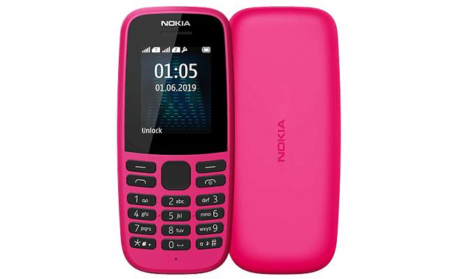 Nokia 105 Price in Nigeria (September 2021)