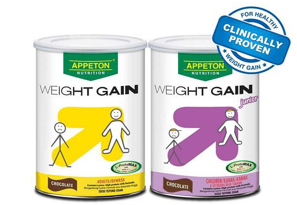 appeton weight gain price in nigeria