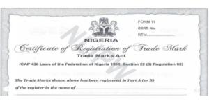 cost of trade mark registration in nigeria