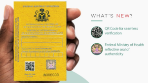 cost of yellow card in nigeria