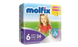 molfix diapers price in nigeria