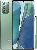 samsung galaxy phone price in nigeria note 20 5G