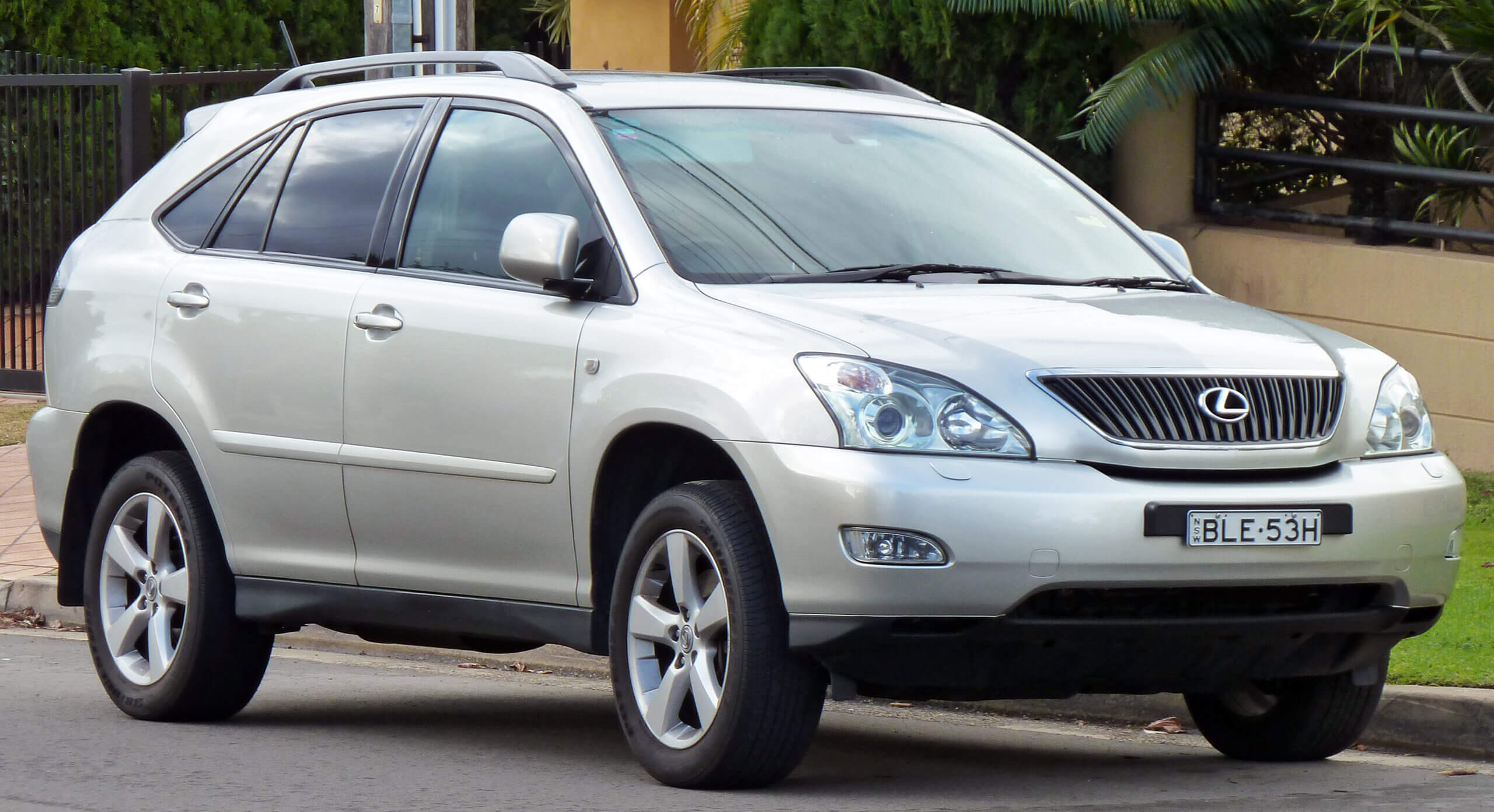 Lexus RX 330 price in Nigeria