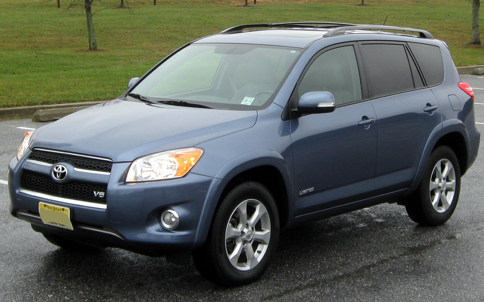Toyota RAV4 2010 Prices in Nigeria