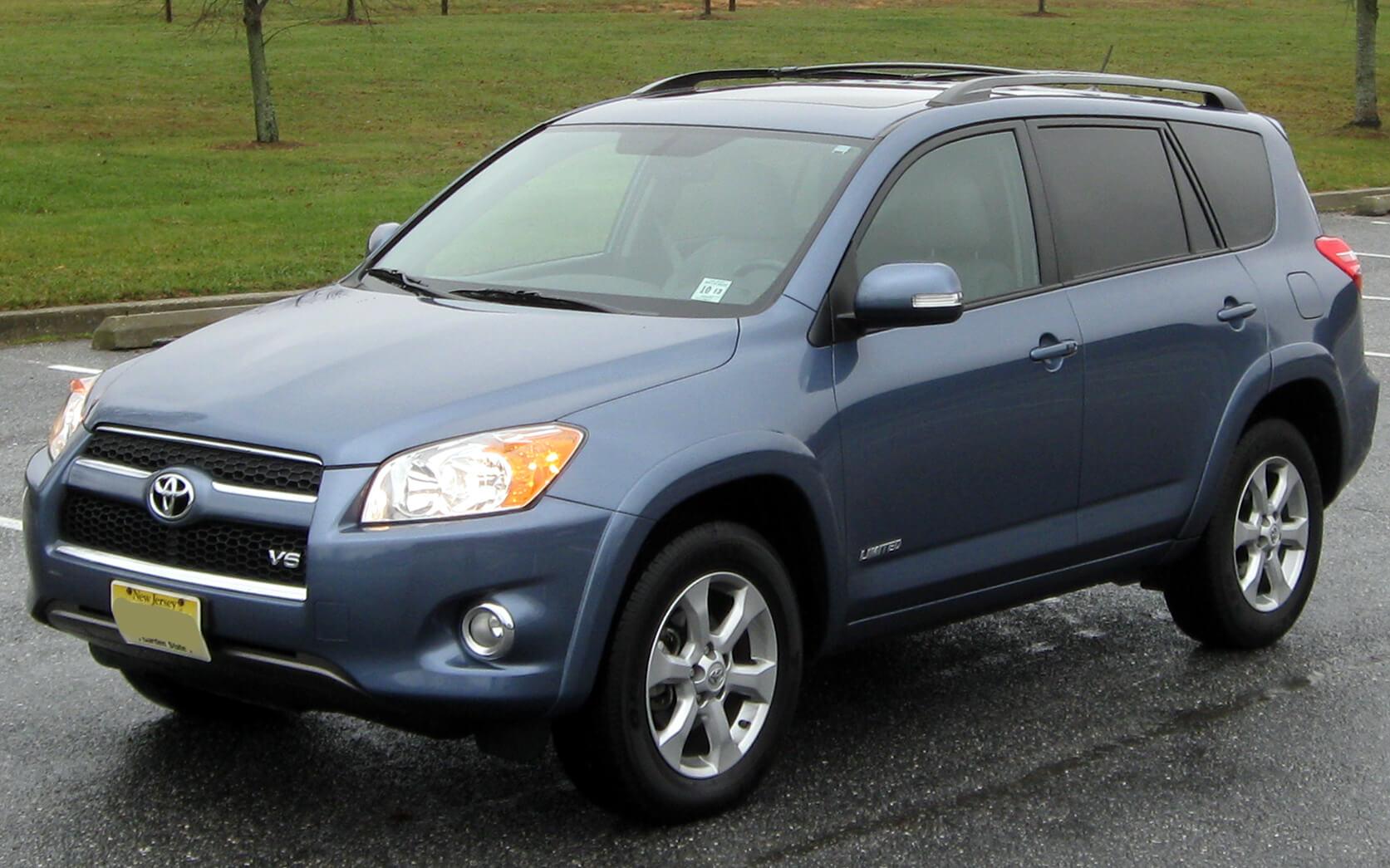 Toyota RAV4 2010 Prices in Nigeria (2021)