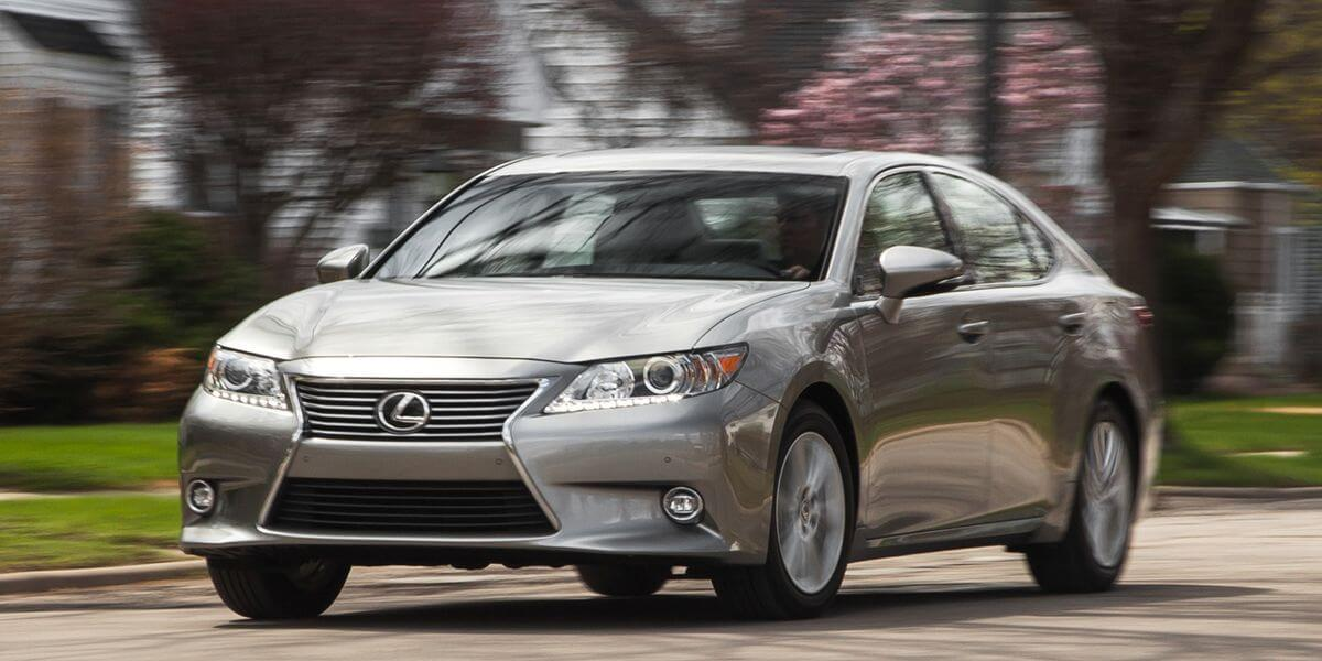 Lexus ES 350 Price in Nigeria