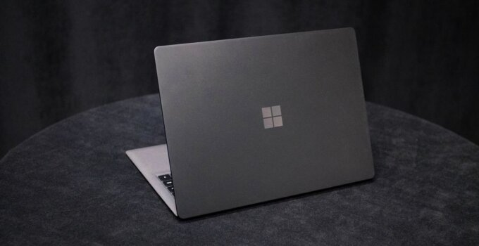 Microsoft Surface Laptops & Prices in Nigeria (2021)