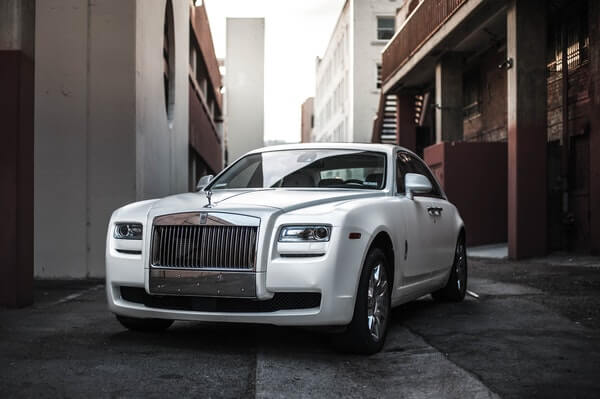 Rolls Royce prices in Nigeria