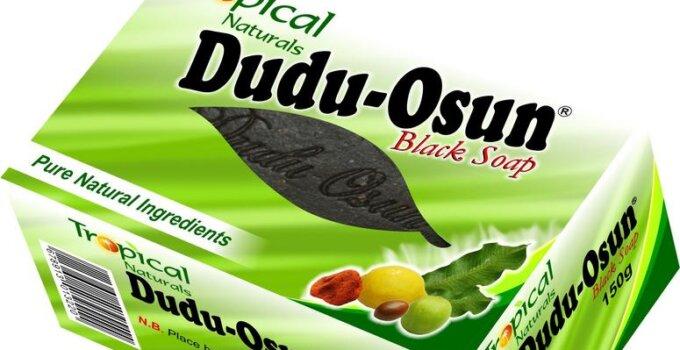 Cost of Dudu Osun Soap in Nigeria