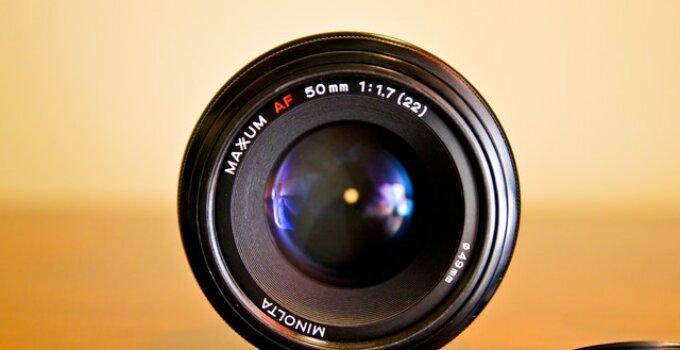 Camera Lens Prices in Nigeria (2021)