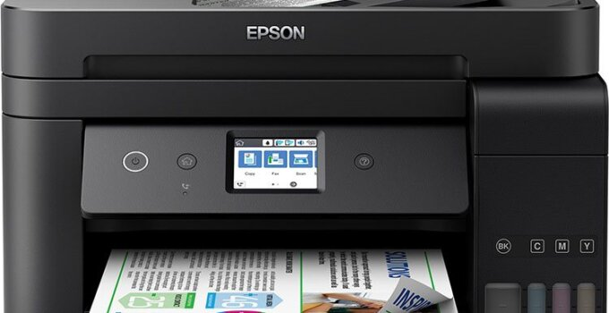 Epson Printer Prices in Nigeria