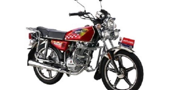 daylong motorcycle price in nigeria