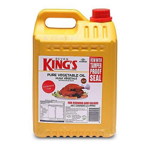 Kings Vegetable Oil Prices in Nigeria