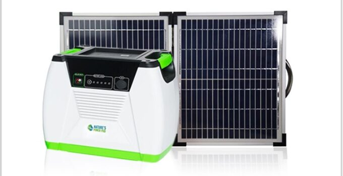 Solar Generator Prices in Nigeria (May 2021)