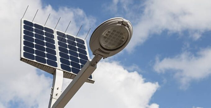 Solar Street Light Price in Nigeria (May 2021)