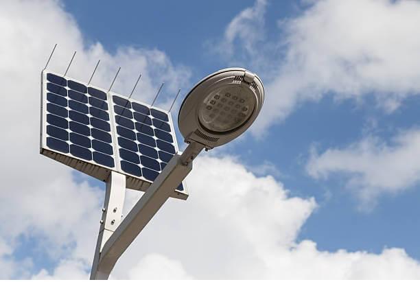 Solar Street Light Price in Nigeria