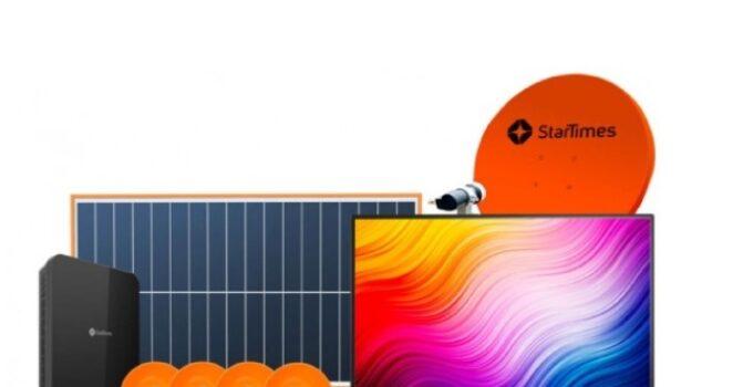 StarTimes Solar TV Price in Nigeria (May 2021)